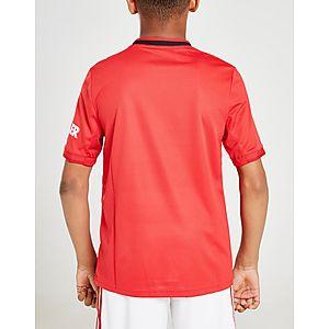 9a83607df56 ... adidas Manchester United 19 20 Home Shirt Junior