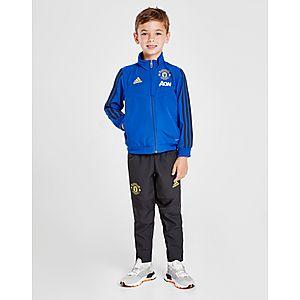 7b6cbb11fd7 adidas Manchester United FC Tracksuit Children
