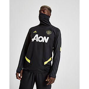 60a4af19c13ef1 adidas Manchester United FC Warm Top ...