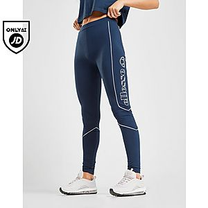 3d7f9bfddf2 Ellesse Piping Logo Leggings Ellesse Piping Logo Leggings
