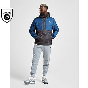bbff93fb7 The North Face 1/4 Zip Insulated Fanorak Jacket