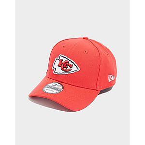 official photos c3611 45e9e New Era NFL Kansas City Chiefs 9FORTY Cap ...
