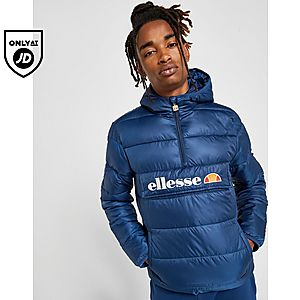 d3f32edd7c Ellesse Dennios 1/4 Zip Padded Jacket