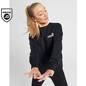 1d9b6c6155 Ellesse Small Logo Crew Sweatshirt