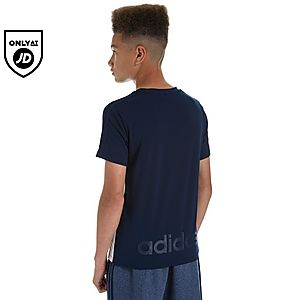03133558890 ... adidas Hybrid Colour Block T-Shirt Junior