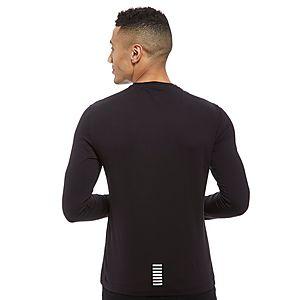 53b702638 ... Emporio Armani EA7 Core Long Sleeve T-Shirt