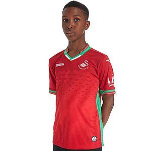 buy online e9f03 13ddc Kids - Football - Away Kit - Swansea   JD Sports
