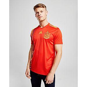 f95759d15 adidas Spain 2018 Home Shirt ...
