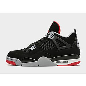 huge discount 1c8dc d6ad4 JORDAN Air 4 Retro  Bred