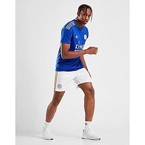 Leicester City training presentation soccer tracksuit 201819 Adidas
