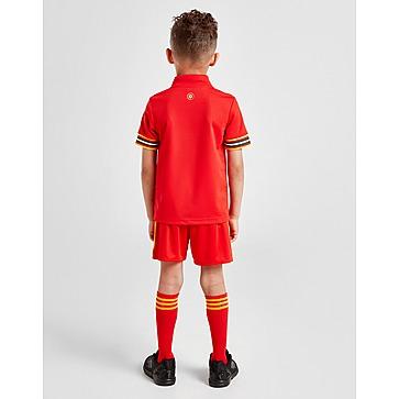 adidas Wales 2020 Home Kit Children
