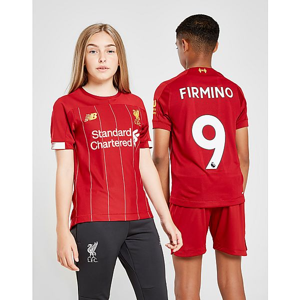 a8464c08b69 New Balance Liverpool FC 2019/20 Firmino #9 Home Shirt Junior | JD ...