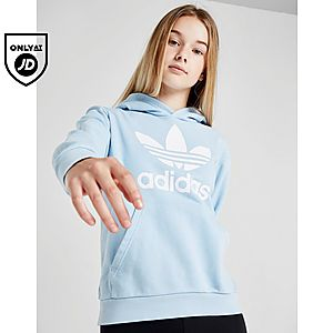 30406ecb adidas Originals Girls' Adicolour Hoodie Junior