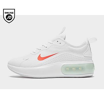 White Nike Classic Trainers Footwear | JD Sports