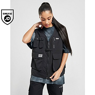 Supply & Demand Padded Boxy Puffer Jacket Black Womens from Jd Sports on 21 Buttons