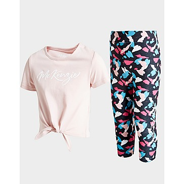 McKenzie Girls' Leah T-Shirt/Leggings Set Infant