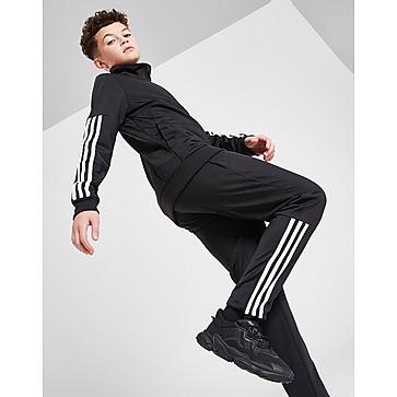 adidas Team Poly Tracksuit Junior