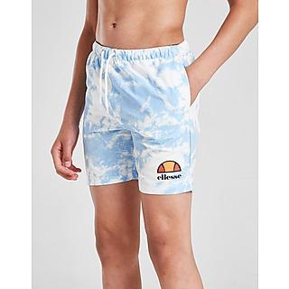 Ellesse Bearti Tie Dye Swim Shorts Junior