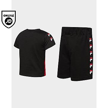 Fila Repeat Logo T-Shirt/Shorts Set Infants