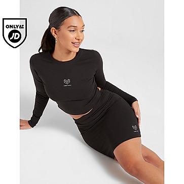 Pink Soda Sport Essentials Bodycon Skirt