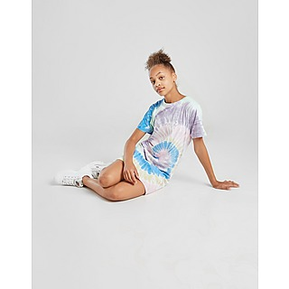 Sonneti Girls' Rainbow T-Shirt Dress Junior