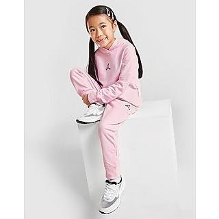 Jordan Girls' Essential Jumpman Tracksuit Children