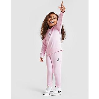 Jordan Girls' Essential Jumpman Overhead Tracksuit Infant