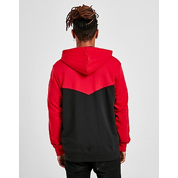 adidas Manchester United FC 3-Stripes Full Zip Hoodie