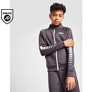 Rascal Elite Full Zip Track Top Junior