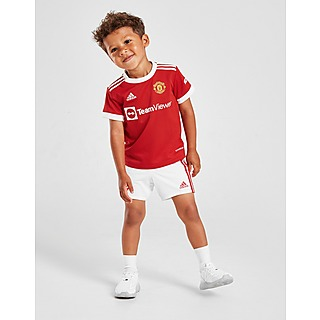 adidas Manchester United FC 2021/22 Home Kit Infant