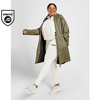 Ellesse Lightweight Long Plus Size Jacket
