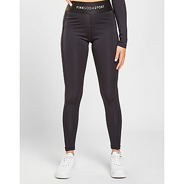 Pink Soda Sport Contour Tights