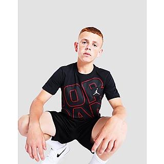 Jordan Jumpman Graphic T-Shirt Junior's