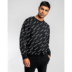 6a4aff4f3b5 CHAMPION All Over Print Sweatshirt
