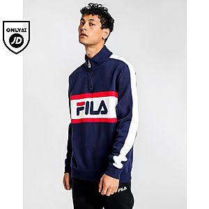 a6bf5ee4b9 FILA Babs 1/4 Zip Sweatshirt