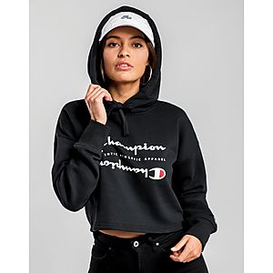 1251ff23 CHAMPION Sport Cropped Hoodie