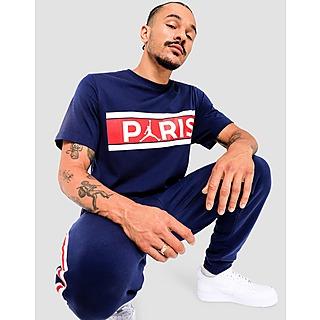 Jordan Air Wordmark PSG T-Shirt