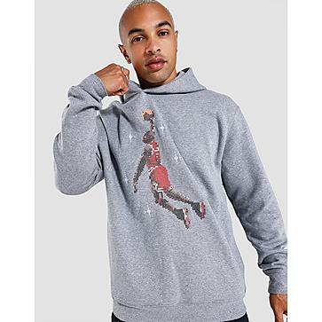 Jordan Essentials Graphic Fleece Hoodie