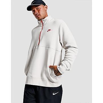 Nike Half Zip Track Top