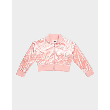 Nike Crop Air All Over Print Jacket Junior's