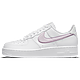 White Nike  Air Force 1 '07 Women's Shoe