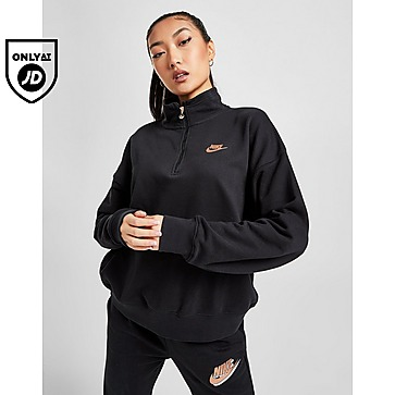 Nike 1/4 Zip Crew Sweatshirt