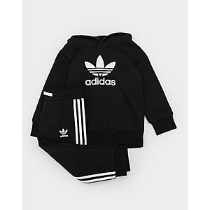 8497ed011 adidas Originals adicolor Trefoil Hoodie Set Infant