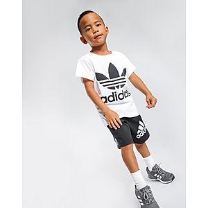 00e8ab07a adidas Originals adicolour Trefoil T-Shirt Children