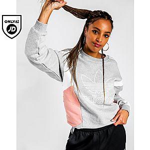 a2dd1312b Women's Sweatshirts | Women's Jumpers and Knitwear | JD Sports