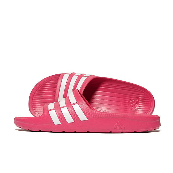 junior adidas tracksuits sale, Adidas Duramo Slides Womens