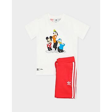 adidas Originals x Disney T-Shirt Set Children's