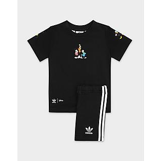 adidas Originals x Disney T-Shirt Set Infant's