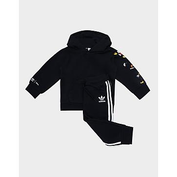 adidas Overhead Hood Tracksuit Infants