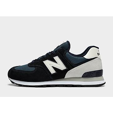 New Balance 574 Nvy/wht/blu Bd
